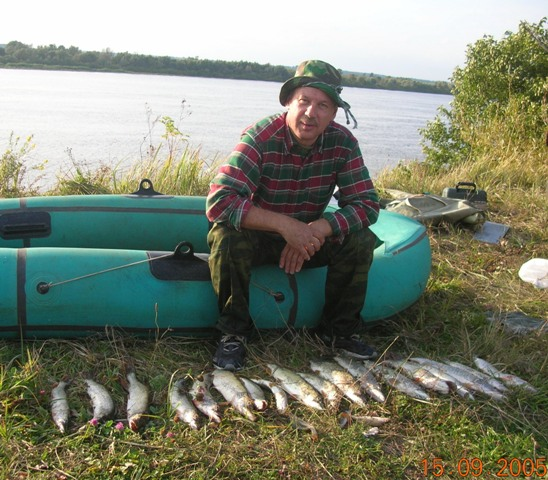 рыболовный сайт города выкса фарватер