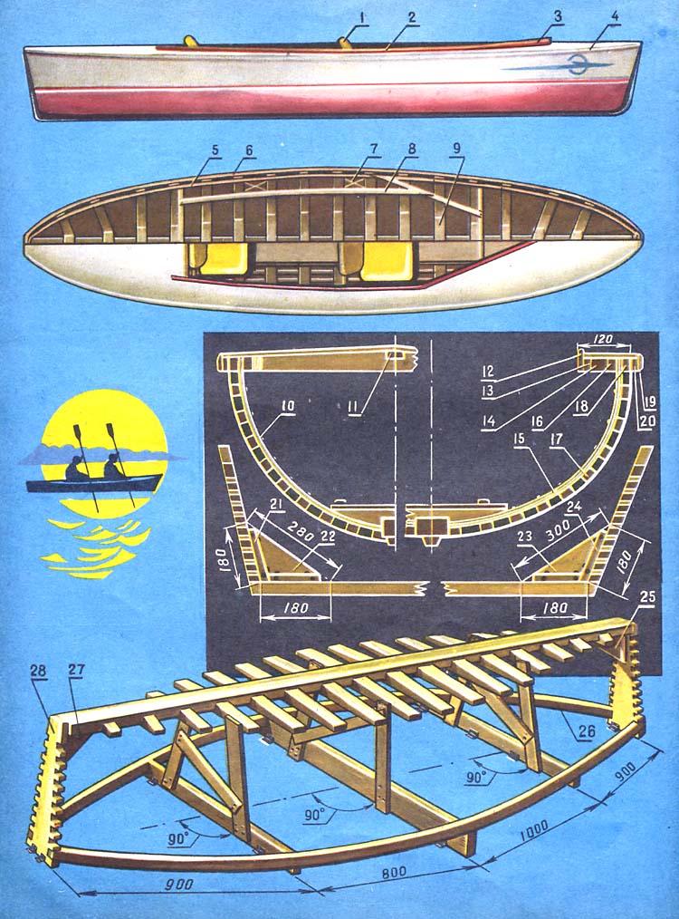 легкая обшивка подводных лодок