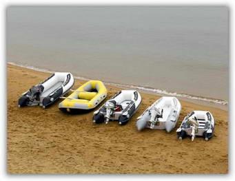 Выбор лодки ПВХ.