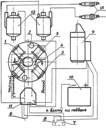 ниссан примера р11 схема электрооборудования