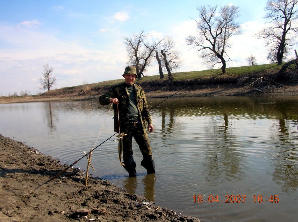 барнаул две воды рыбалка