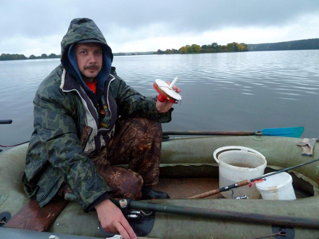 ловля щуки на озерах сибири