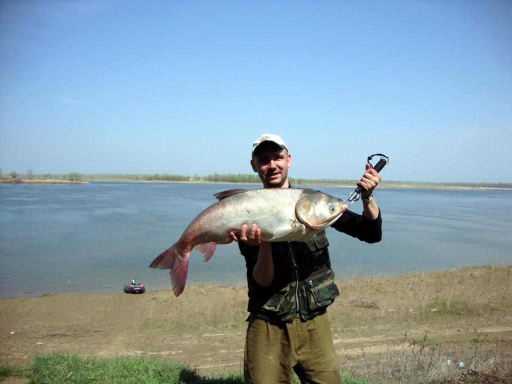 рыбалка солодники