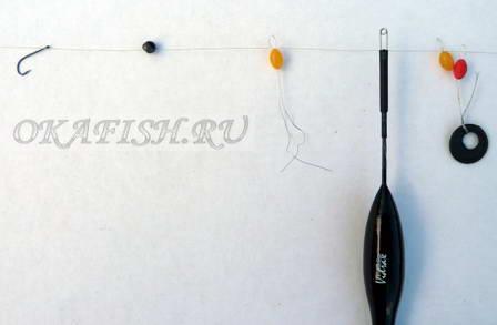 как сделать поводки для рыбалки одинаковой длины
