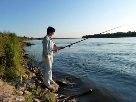 сулит удачу рыбаку